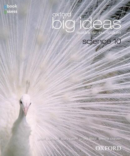 1 of 1 - Oxford Big Ideas Science 10 Australian Curriculum Student Book + Obook/Assess...