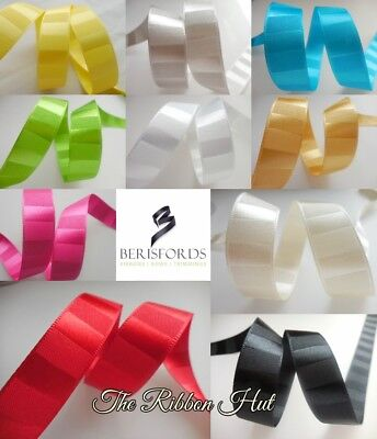 Enthousiast Berisfords Tiger Stripe Ribbon - 15mm/25mm - Per Metre Goederen Van Elke Beschrijving Zijn Beschikbaar