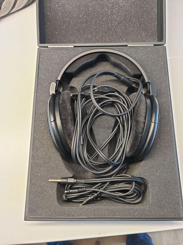 HiFi / DJ hovedtelefoner, Sennheiser, HD 660s