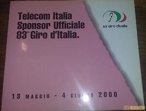 *G 1171 C&C 3256 FOLDER VUOTO PER SCHEDE TELEFONICHE 83 GIRO D' ITALIA jyiFNbFE-09120715-370545184