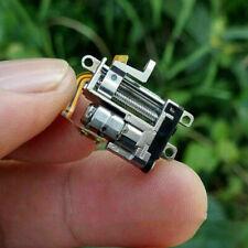5mm 2 Phase 4 Wire 3v 5v Planetary Gear Stepper Motor Linear Screw Slider Block