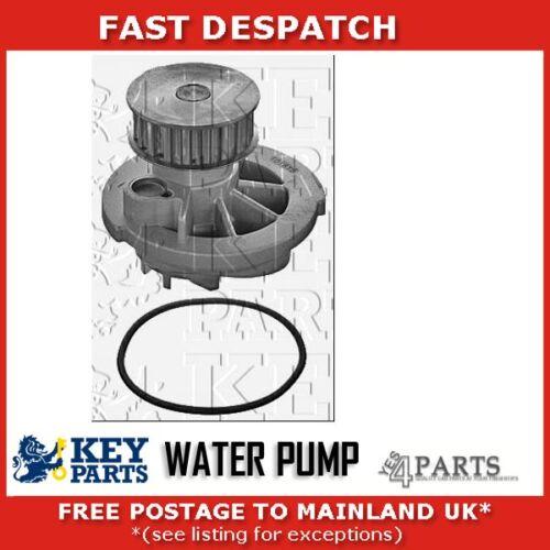 KCP2055 6463 keypart Pompe à eau pour VAUXHALL Astra 1.6 1998-2004