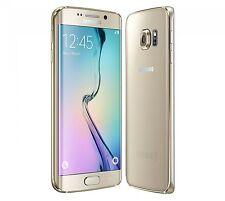 Samsung Galaxy S6 Edge SM-G925T 32GB Gold Platinum T-Mobile Smartphone New Othr