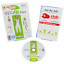 miniature 11 - Nintendo Wii Fit Balance Board w/ Feet & Wii Fit Game Bundle Clean Tested RVL201