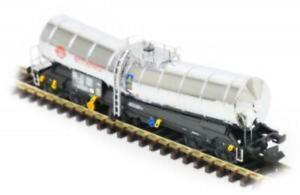 Dapol-2F-027-008-N-Gauge-Silver-Bullet-Wagon-Ermewa