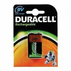 Duracell Rechargeable 170mAh NiMH 9-Volt Battery 81364739