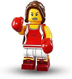 Lego-Minifigure-CMF-Series-16-Kickboxer-No-8-Female-Girl-Boxing-NEW