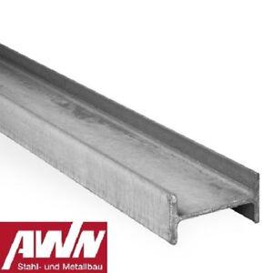 Stahlträger Grundieren 1m 6m stahlträger feuerverzinkt ipe 120 doppel t stahl träger sturz