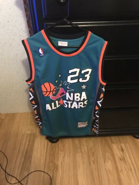 0c0661e4b Mitchell   Ness NBA 1996 All Star Michael Jordan Swingman Men Jersey ...
