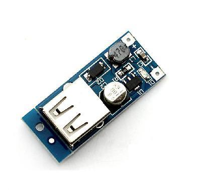 0.9V ~ 5V to 5V 600MA USB Charger Boost Module Mini NEW E0Q2 Converter to Q6V7