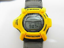 G-Shock Riseman DW-9100YJ-9T MEN IN YELLOW Limited Casio Watch Alti Thermo Rare