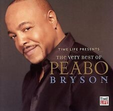 The Very Best of Peabo Bryson by Peabo Bryson (CD, Mar-2006, Time/Life Music)