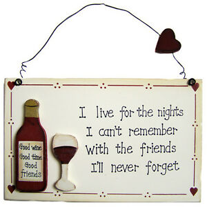Retro-Vintage-Style-Novelty-Funny-Wall-Sign-Plaque-Birthday-Christmas-Gifts