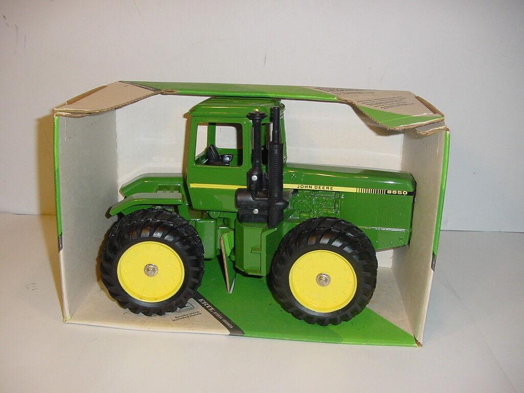 1/16 John Deere 4850/8650 Nueva Orleans coleccionista Ed Tractor Set con cajas por Ertl