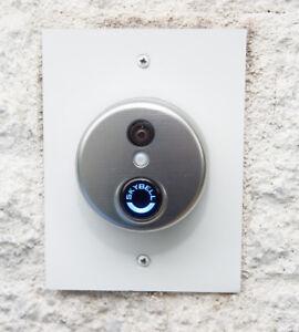 Installation Adapter Plate for Skybell HD Video Doorbell Retrofit
