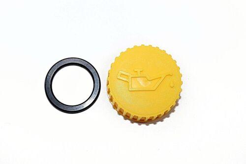 Kawasaki Mule Oil Filler Cap w// Gasket NEW OEM 11065-1167 11009-2346
