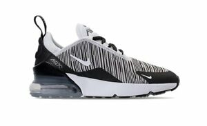 Details about Nike Air Max 270 # AO2372 007 White Black Pre School Little Kids SZ 10.5 3