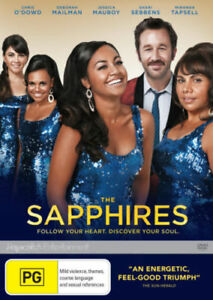 THE-SAPPHIRES-New-Dvd-JESSICA-MAUBOY-CHRIS-O-039-DOWD