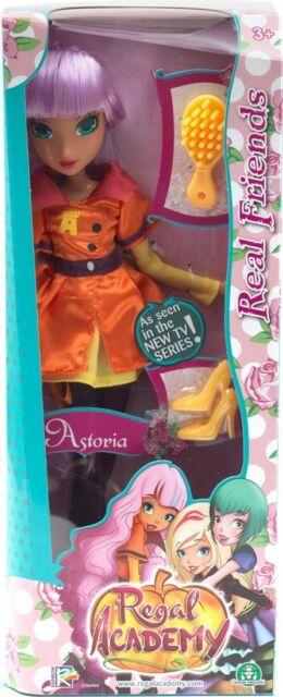 Regal Academy Real Amigos Astoria Muñeca Doll Giochi Preziosi