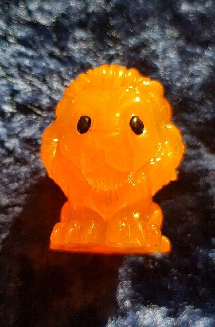 RARE New Sunset Simba Lion King OOSIE Translucent orange från Woolworths