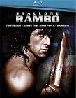 Rambo 1 3 BOXSET 0031398240549 Blu Ray Region a P H
