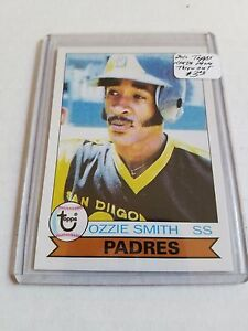 2010-Topps-Cards-Your-Mom-Threw-Out-CMT28-Ozzie-Smith-San-Diego-Padres