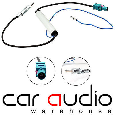 Peugeot Vauxhall Skoda Connects2 CT27AA14 Aerial Adapter for Citroen