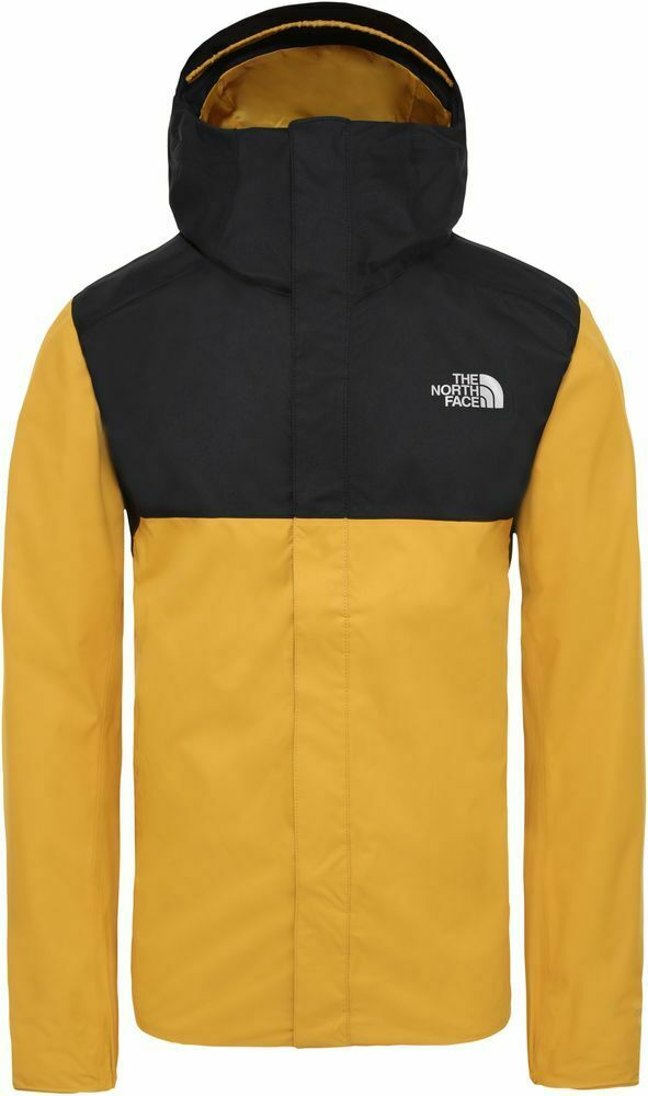 The North Face TNF Quest zip in T 93 yfmeu 7 IMPERMEABILE all'aperto Giacca Uomo