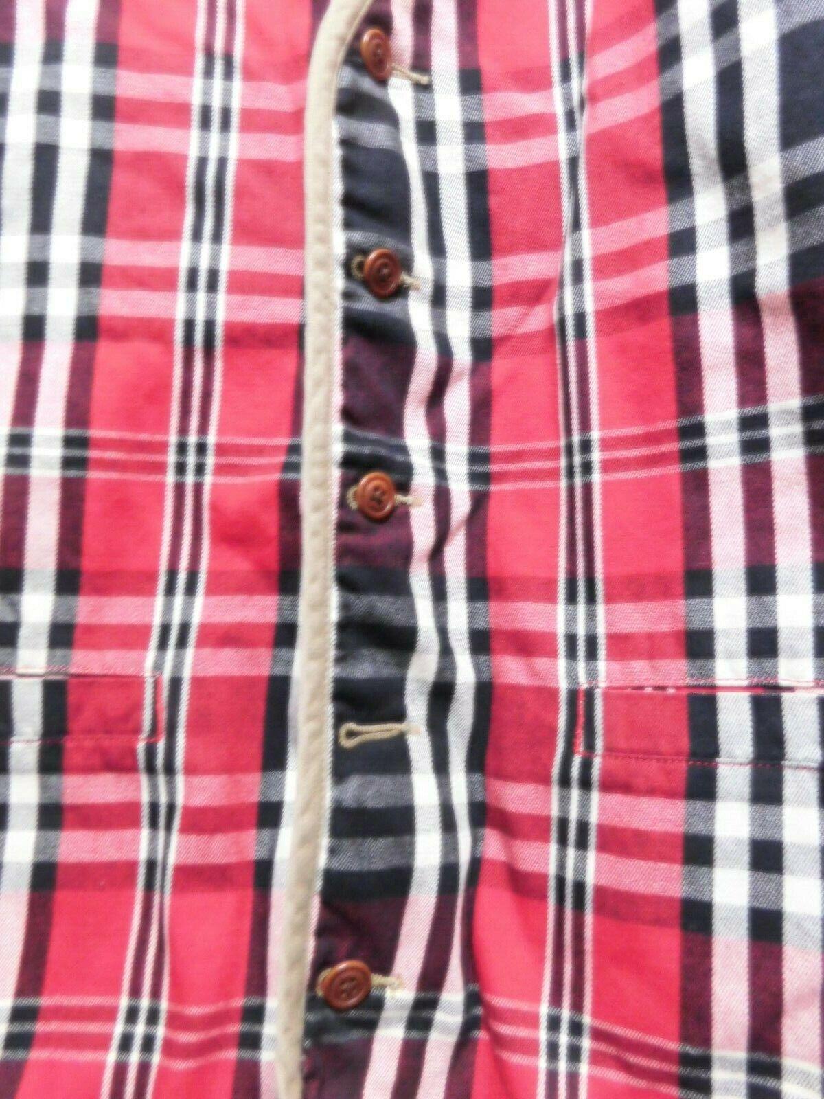 Tommy Hilfiger Men's size Large Reversible VEST K… - image 2
