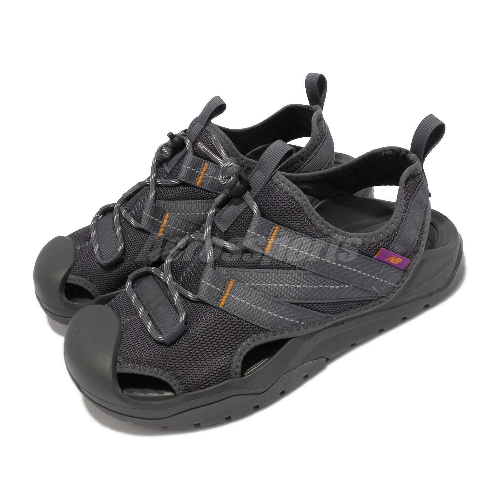 New Balance 4205 NB Grey Men Unisex Slip On Sandal Shoes SD4205GR-M