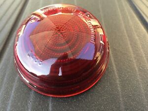 L488-RED-Glass-Lens-573266-AJC5114-for-Landrover-Mg-Morris-Kit-Car