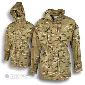 BRITISH ARMY ISSUE MTP PCS SMOCK GENUINE WINDPROOF ARCTIC JACKET ...