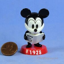 Cake Topper Disney Resort HK Mickey Mouse Club House 1928 How to Fly Figure Z_15