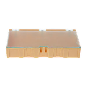 Mini SMD SMT Electronic Box IC Components Electronic Storage Cases 75x63x21mm