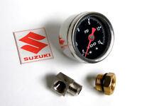 Suzuki Gs1100 Gs1000 Gs850 Gs750 Gs650 Guage Engine Motor Oil Pressure Gauge Kit