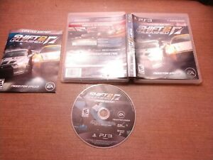 Sony-PlayStation-3-PS3-CIB-Complete-Tested-Shift-2-Unleashed-Limited-Edition