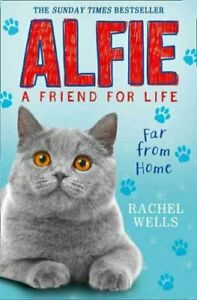 Alfie-Far-From-Home-by-Rachel-Wells-9780008172053-Brand-New-Free-UK-Shipping