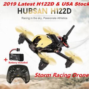 Hubsan H122D X4 STORM FPV Micro Racing Drone Quadcopter 720P...
