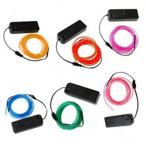 5m-16ft-Flexible-EL-Neon-Light-Wire-Rope-Glow-Tube-Cable-Strip-Party-Car-Decor