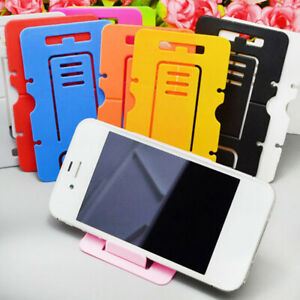 HO-5pcs-Lazy-Portable-Folding-Card-Phone-Holder-Stand-Support-Bracket-Mobile-Ph
