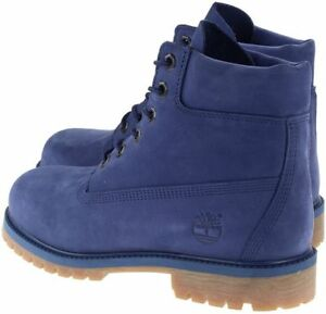 Details about Timberland Boots Junior 6 Inch Premium Waterproof Patriot Blue UK 3.5 New Boxed