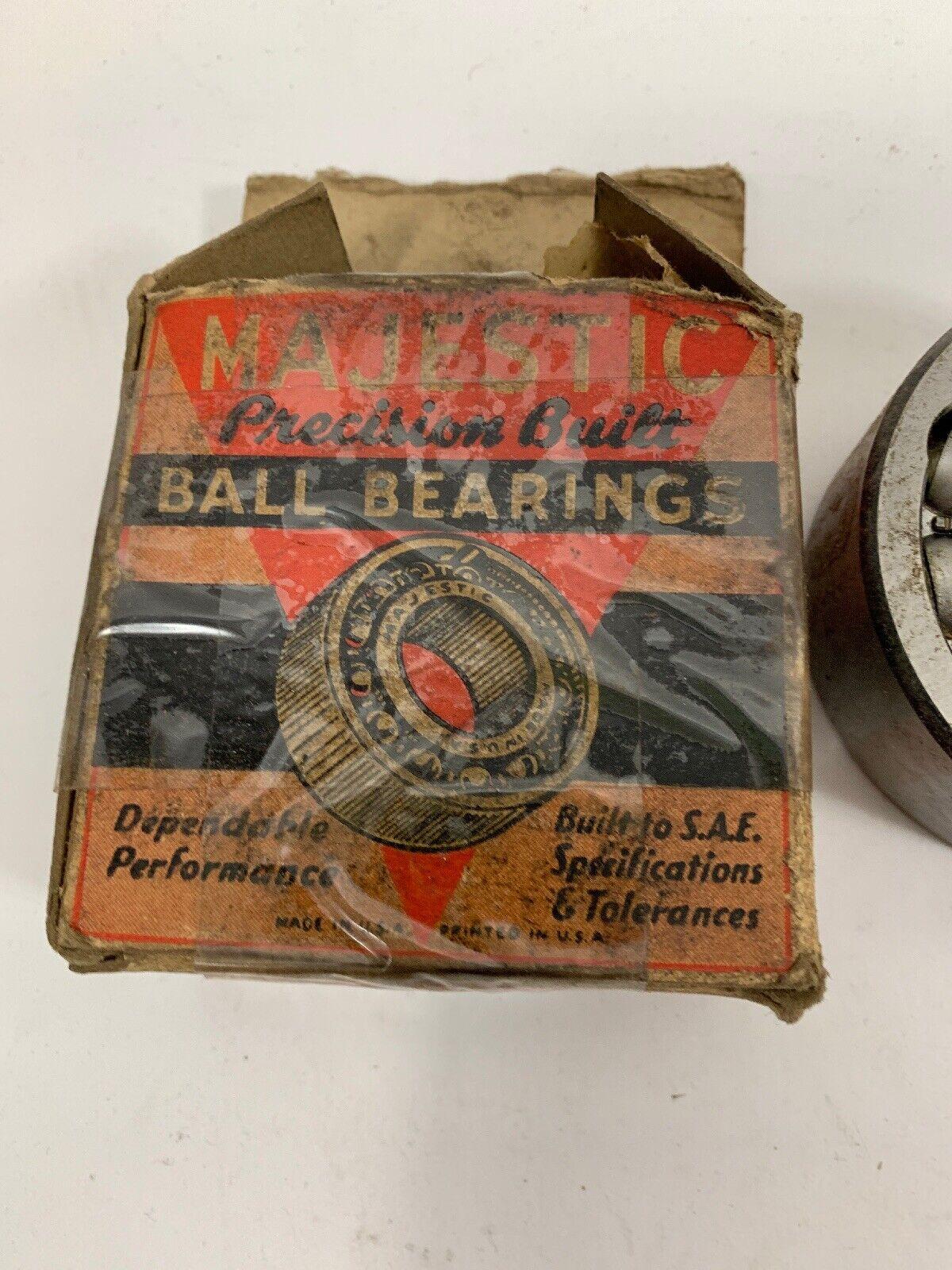 5207 Ahlberg New Double Row Ball Bearing