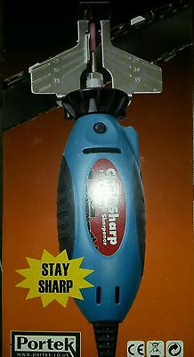 savers - Portek 12Volt Electric Chainsaw Sharpener 091 5039371091008