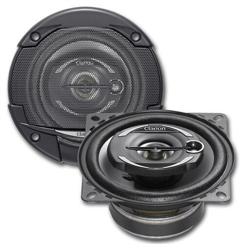 CLARION 3-Wege 10cm 4Zoll Multiaxial Auto Lautsprecher Speaker 210 Watt SRG1033R
