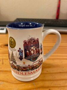 Co Mini Beer Stein Mug Souvenir Nurnberger Christkindlesmarkt 2016 Mohaba GmbH
