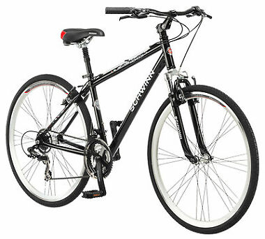 Schwinn Men's Midmoor Hybrid Bicycle