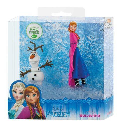 Bullyland 12090 Walt Disney Frozen estuche de regalo Anna y Olaf figuras de nuevo