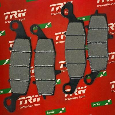 Bremsbelag TRW organischer Allround-Bremsbelag GSF 600 Bandit GN77B 95-99 vorne