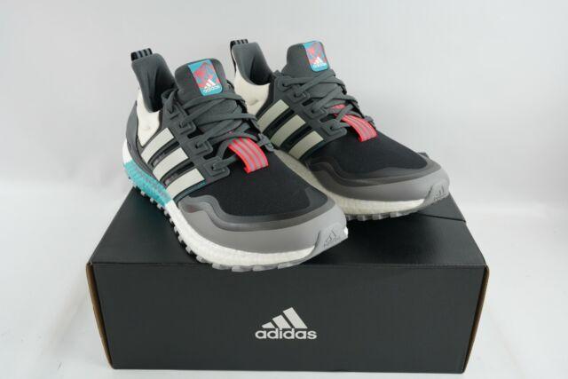 Adidas UltraBoost All Terrain EG8099 BLACK TEAL Athletic Running Shoes Trail 11