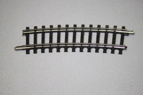 Märklin 2223 gebogenes Gleisstück R360mm 15 Grad K-Gleis Spur H0